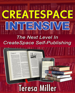 CreateSpace Intensive  Flat Cover - 250